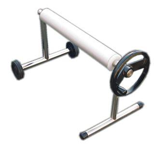 Pojízdné rolovací zařízení k bazénu 2,6-4,3 m + ZDARMA pH mínus 3 kg v hodnotě 220,- + ZDARMA DOPRAVA