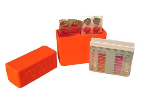 Tester Lovibond pH / kyslík + ZDARMA Náhradní tablety chloru - 10 ks v hodnotě 36,-