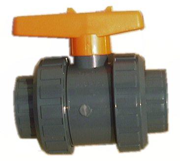 2-CESTNÝ KULOVÝ VENTIL D 63 mm