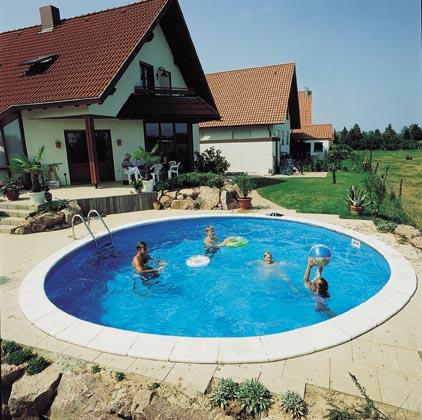 Kruhový bazén 800 x 150 cm + ZDARMA DOPRAVA