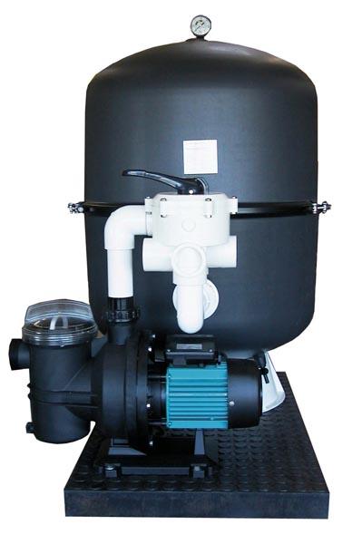 Písková filtrace SF 600 / Blaumar S1 75 + ZDARMA DOPRAVA