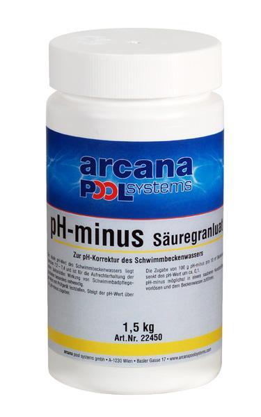 Arcana pH mínus 3 kg