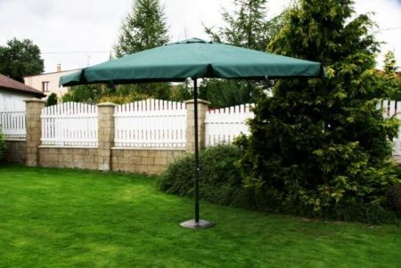 Zahradní slunečník STANDART 4m