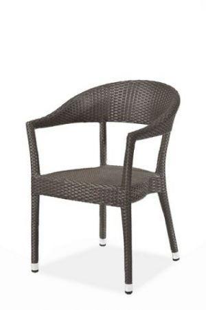 Zahradní židle stohovatelná ANET