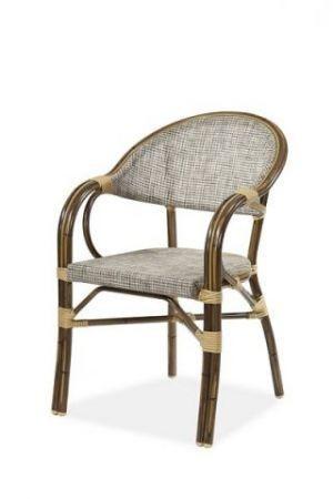 Zahradní židle stohovatelná ELEN