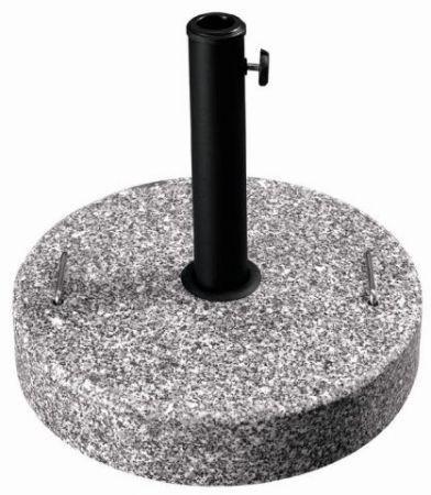 Podstavec pod slunečník granitový 25kg