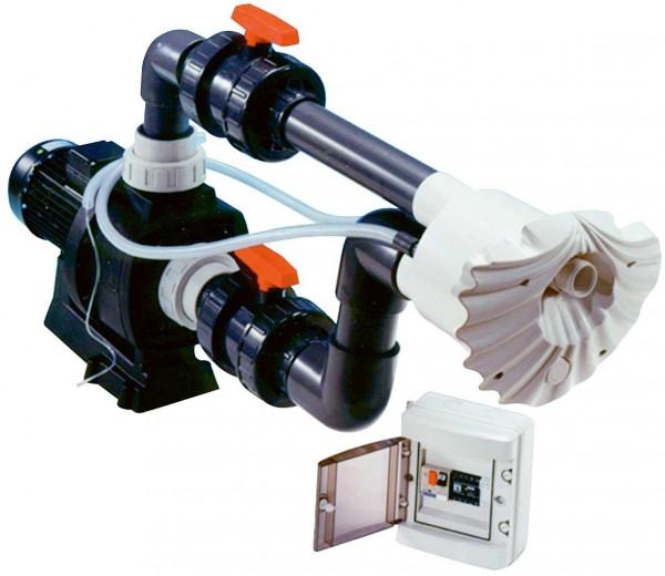 Protiproud K-JET Sena -- 70 m3/h, 400 V, 4,1 kW, pro fólii a předvyrobené baz. + ZDARMA DOPRAVA