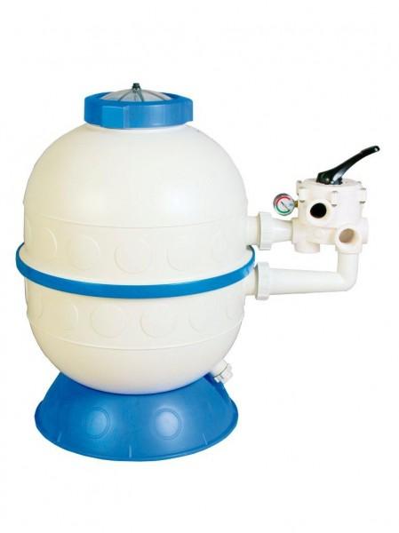 Filtrační nádoba GRANADA 500 mm, 9,5 m3/h, 6-ti cestný boční ventil + ZDARMA DOPRAVA
