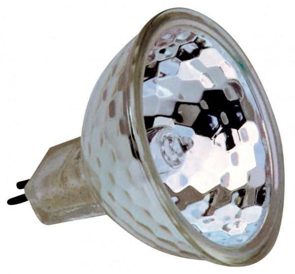 Halogenová lampa HRFG 20 W/12 V – s čelním sklem 35 mm