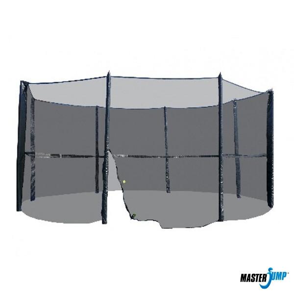Ochranná síť MASTERJUMP na trampolíny 244 cm