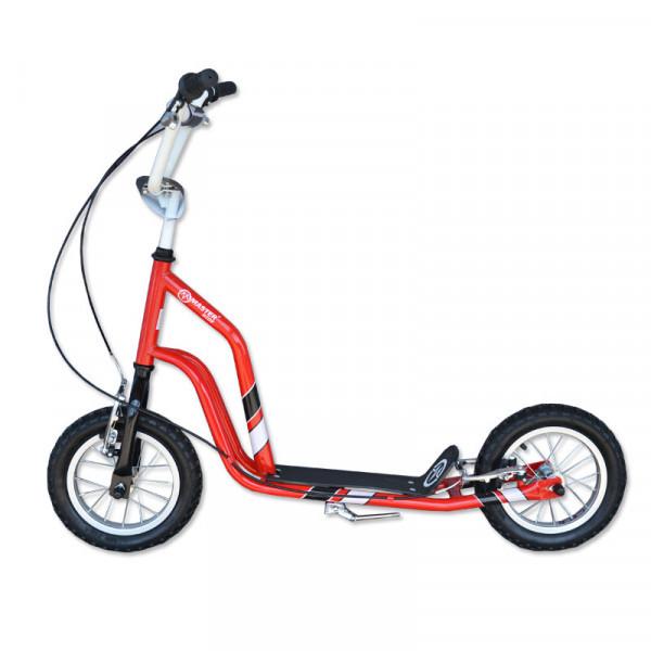 Koloběžka MASTER Ride - červená