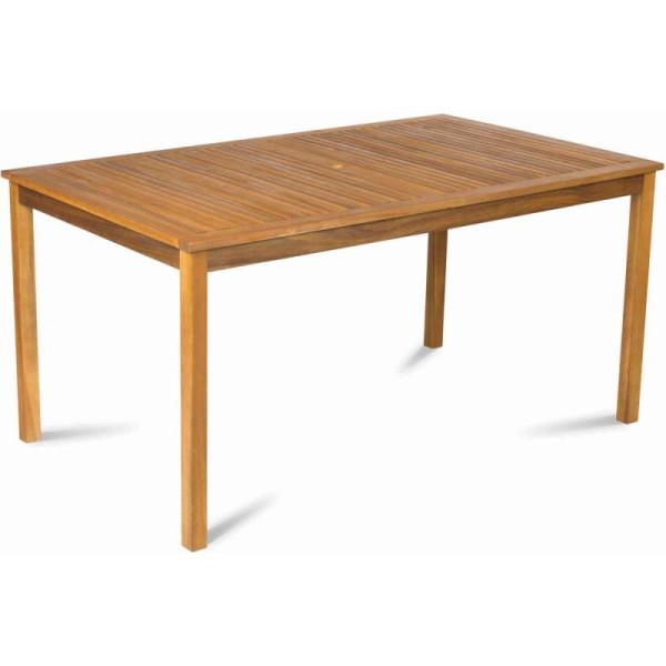 FDZN 4002-T Dřevěný stůl FIELDMANN + ZDARMA DOPRAVA