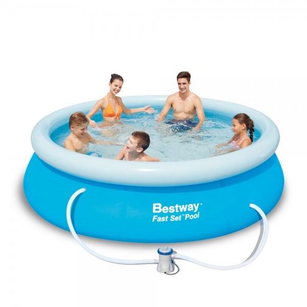 Bazén Bestway 57266 samostavěcí 305 x 76 cm (bez filtrace)