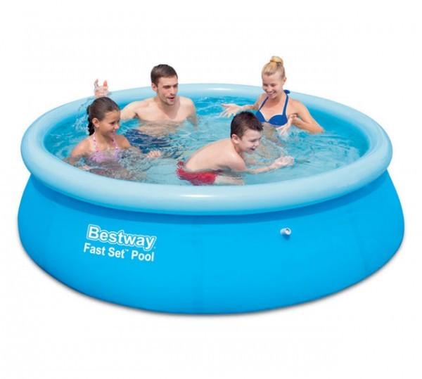Bazén Bestway 57265 Samostavěcí bazén bez filtrace 244x66cm