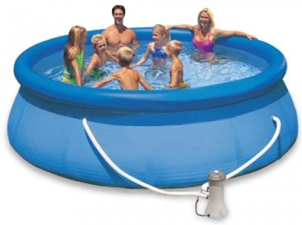 Nafukovací bazén Tampa 3,66 x 0,91 m s filtrací