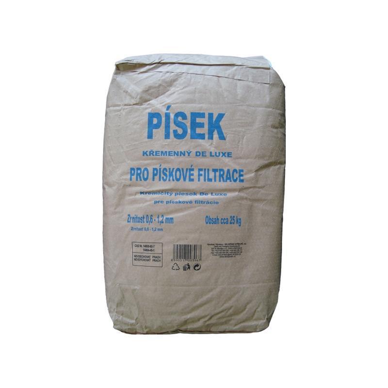 Písek do filtrace 25 kg
