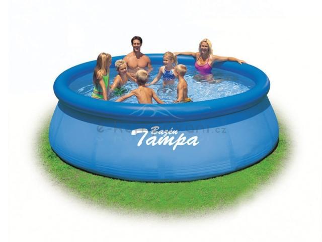 Bazén Tampa 3,66 x 0,91 m bez filtrace
