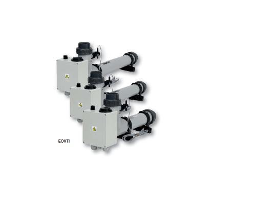 Elektroohřev bazénů EOVTi 9 kW + ZDARMA DOPRAVA