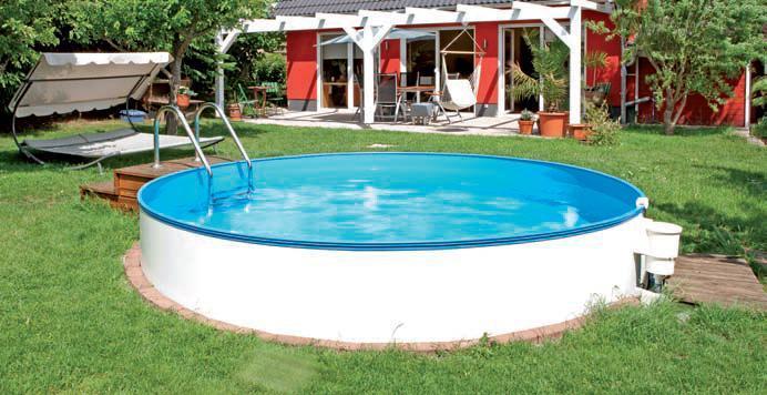 Bazén Relax 3,5 x 1,2 m + ZDARMA DOPRAVA