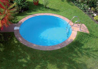 Bazén MILANO 4,16 x 1,5 M + ZDARMA DOPRAVA