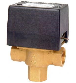 Elektrický trojcestný ventil