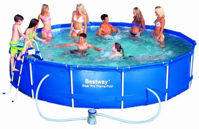 Bazén Bestway 305 x 76 cm + ZDARMA DOPRAVA