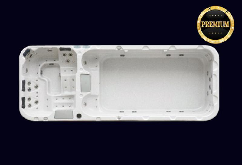 Hanscraft Swim SPA Superior Nexus H-1,2 + ZDARMA DOPRAVA