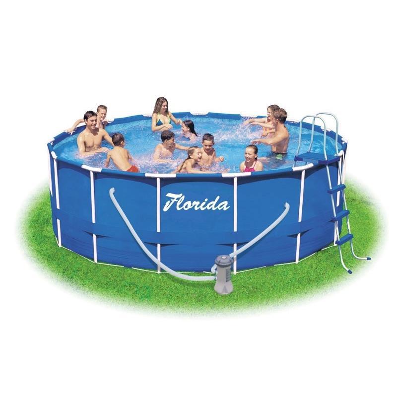 Bazén Florida 3,66 x 0,99 m s kartušovou filtrací + ZDARMA DOPRAVA