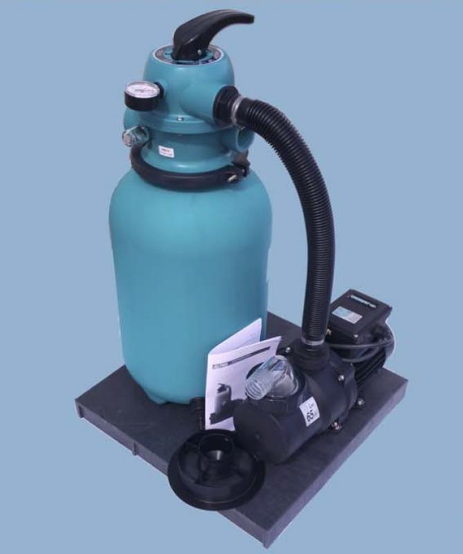 Písková filtrace Alpha 300/ NOX 25 + ZDARMA DOPRAVA