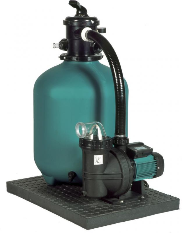 Písková filtrace Alpha 350 / Niper 3 - 450 + ZDARMA DOPRAVA